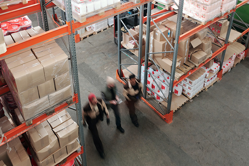 How to improve warehouse efficiency with device accessories?