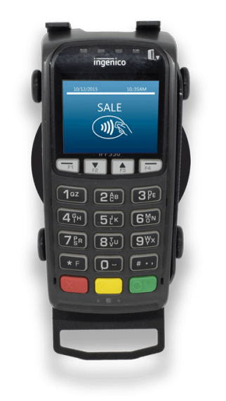 Payment Terminal Stand
